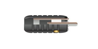 Кабель межблочный аудио Wire World Oasis 7 Subwoofer Interconnect 4.0m