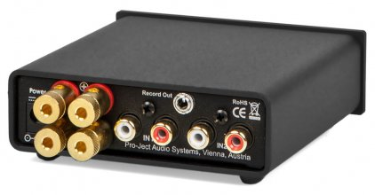 Усилитель звука Pro-Ject Stereo Box S black