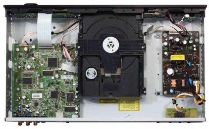 CD проигрыватель Yamaha CD-N301 black