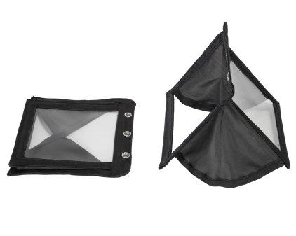Кейс RCF AC RAIN COVER HDL20-18 Защита от дождя для усилительных модулей, для двух HDL20/10 или двух HDL18/15