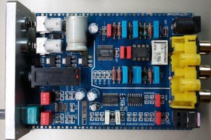 Усилитель для наушников SMSL SD-793 II black