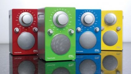 Радиоприемник Tivoli Audio Portable Audio Laboratory IPAL High Gloss Green (PALIPALGG)