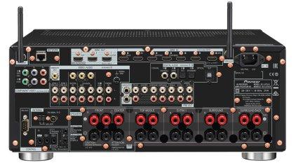 AV ресивер Pioneer SC-LX79-K