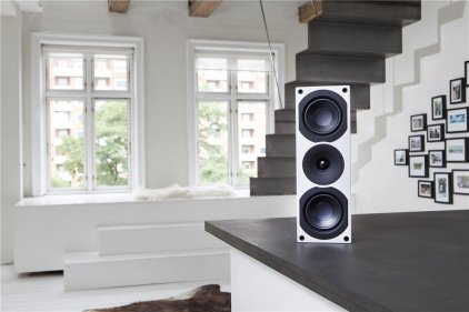 System Audio SA Aura 10 White Satin