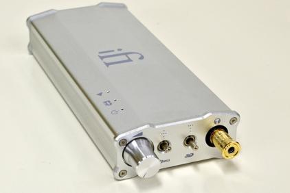 Усилитель для наушников iFi Audio Micro iCAN SE