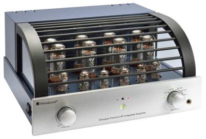 Ламповый усилитель PrimaLuna DiaLogue Premium HP Int silver