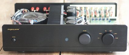 Предусилитель Exposure 3010S2 Pre Amplifier Black