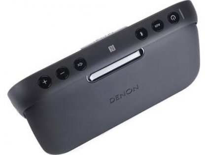 Портативная акустика Denon Envaya black (DSB-200)