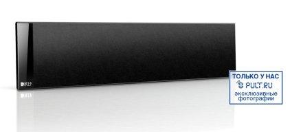 Комплект акустики KEF T205 System black