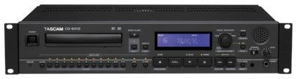 CD проигрыватель Tascam CD-6010