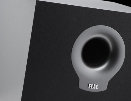 Сабвуфер Elac Debut S10 black brushed vinyl