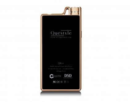 Портативный плеер Questyle QP1R space grey