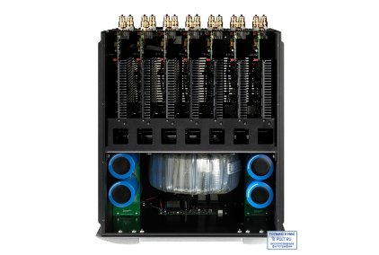 Усилитель звука Sim Audio MOON MC 8/3 RS
