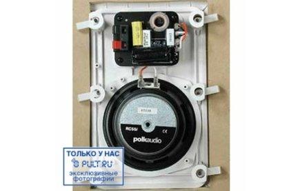 Встраиваемая акустика Polk audio IW RC55i white