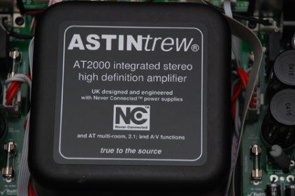 Стереоусилитель Astin Trew AT 2000 plus silver