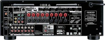 AV ресивер Onkyo TX-NR656 silver