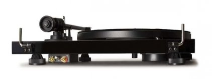 Проигрыватель винила Pro-Ject Debut Carbon Esprit (DC) piano black (Ortofon 2M-RED)