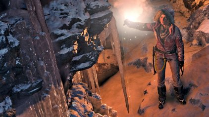 Игра для Xbox360 Tomb Raider