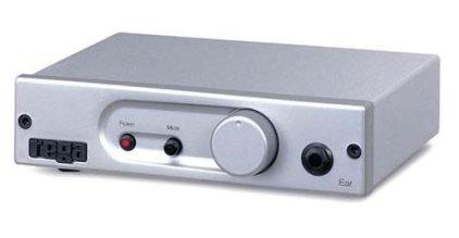 Усилитель для наушников Rega EAR Headphone Amplifier silver\satin