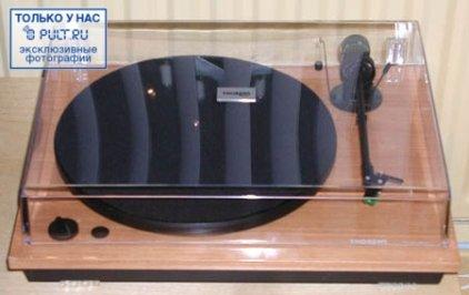 Проигрыватель винила Thorens TD 295 Mk IV black piano laque (картридж AT-95E)