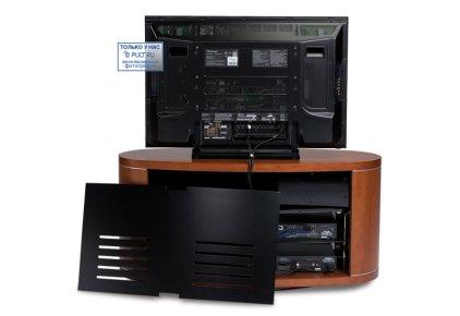 Подставка под ТВ и HI-FI BDI Revo 9981 espresso