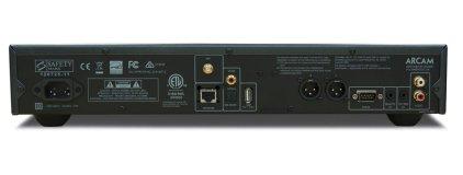 CD проигрыватель Arcam FMJ CDS27 black