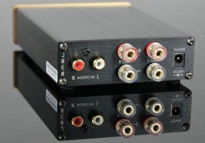 Стереоусилитель SMSL SA-98E black