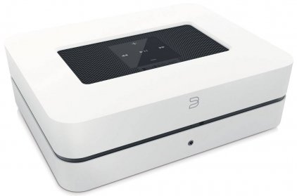 Мультимедийный плеер Bluesound Powernode 2 white