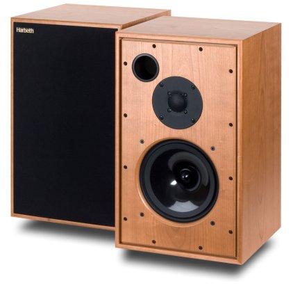 Полочная акустика Harbeth Monitor 30.1 rosewood