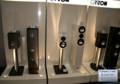 Напольная акустика Canton Ergo 690 black