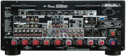 AV ресивер Onkyo TX-NR3030 black