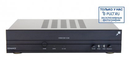 Стереоусилитель Sonance CINEMA SUB 12-500 AMPLIFIER 230V