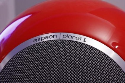 Elipson Planet M 5.0 lacquered red
