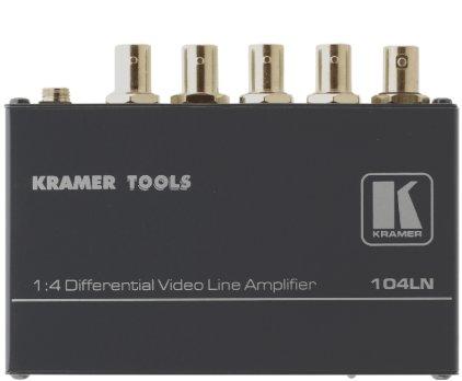Усилитель-распределитель Kramer 104LN