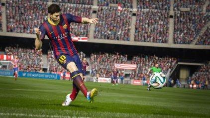Игра для PS4 FIFA 15 (русская версия)