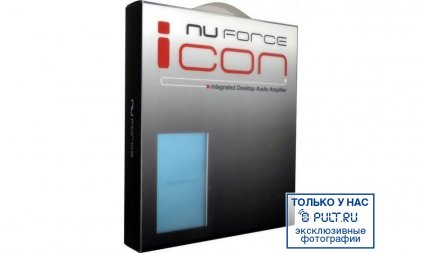 NuForce Icon-2 black