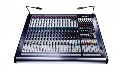 Микшер Soundcraft GB4-16