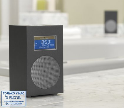 Радиоприемник Tivoli Audio Model 10 Midnight Black/Silver (M10CMB)