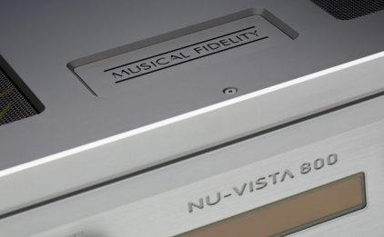 Стереоусилитель Musical Fidelity NU-VISTA 800