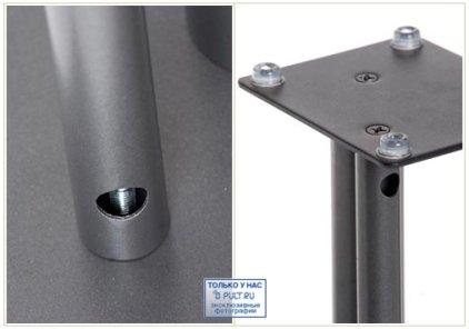 Стойки под акустику Atacama Nexus 10i black