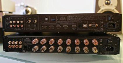 Усилитель мощности многоканальный NuForce MCA-18 Stealth black