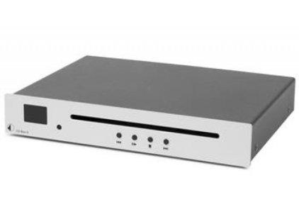 CD проигрыватель Pro-Ject CD Box S silver