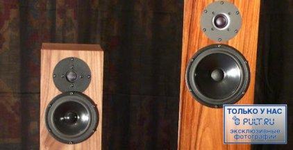Напольная акустика Kudos X2 black