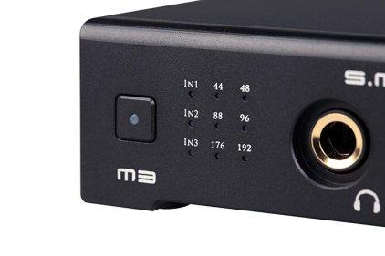 Усилитель для наушников SMSL M3 black