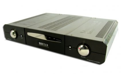 Стереоусилитель Roksan CASPIAN M2 INTEGRATED AMPLIFIER black