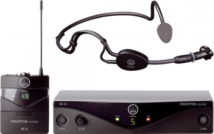 Радиосистема AKG Perception Wireless 45 Sports Set BD A (530-560)