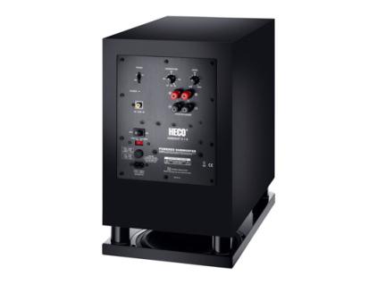 Комплект акустики Heco Ambient 5.1 A black