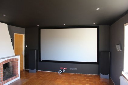 "Экран Euroscreen One Electric Video (4:3) 103"" 210x157.5cm GreyLigh"