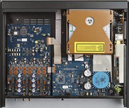 CD проигрыватель T+A SACD 1250 R alu silver