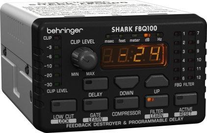 Подавитель обратной связи Behringer FBQ100